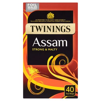 Twinings Assam Tea 40s