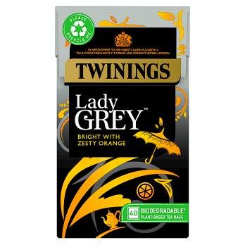 Twinings Lady Grey Tea 50s