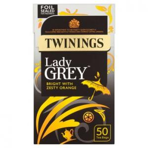 Twinings Lady Grey Tea 50s