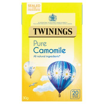 Twinings Pure Camomile Tea 20s