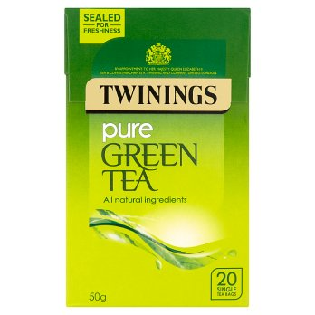 Twinings Pure Green Tea 20s