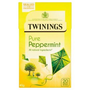 Twinings Pure Peppermint Tea 20s