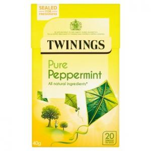 Twinings Pure Peppermint Tea 20s