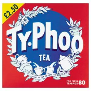 Typhoo Original Tea 80s