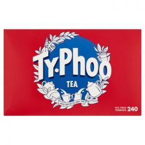 Typhoo Original Tea 240s