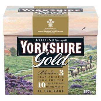 Taylors Of Harrogate Yorkshire Tea Gold 80s