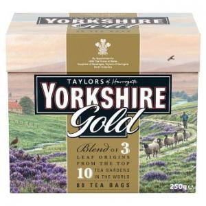 Taylors Of Harrogate Yorkshire Tea Gold 80s