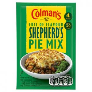 Colmans Shepherds Pie Recipe Mix 50g