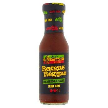 Levi Roots Reggae Reggae Jerk BBQ Sauce 290g