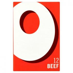 Oxo Beef Stock Cubes 12pk