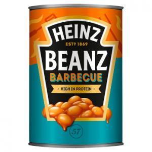 Heinz Beanz Barbecue 390g
