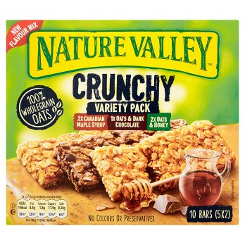 Nature Valley Crunchy Variety Pack 5pk