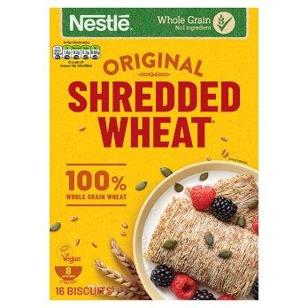 Nestle Shredded Wheat 12pk
