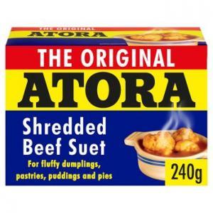 Atora Beef Shredded Suet 240g