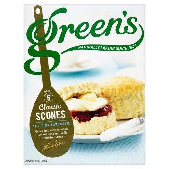 Greens Classic Scones Mix 280g