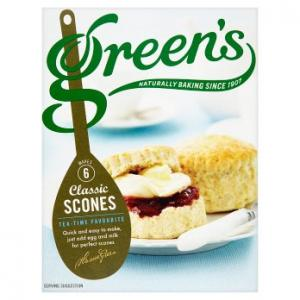 Greens Classic Scones Mix 280g