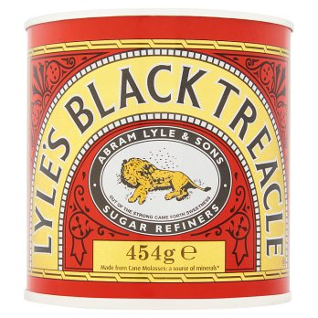 Lyles Black Treacle 454g
