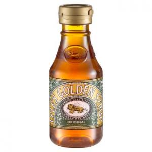 Lyles Golden Syrup Pouring 454g