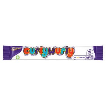 Cadbury Curly Wurly 21.5g