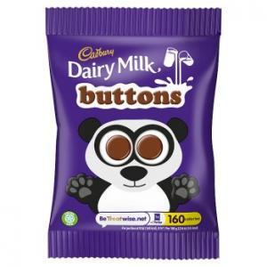 Cadbury Dairy Milk Buttons 30g