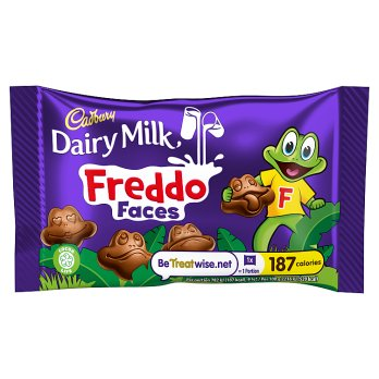 Cadbury Dairy Milk Freddo Faces 35g