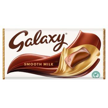 Mars Galaxy Smooth Milk 110g