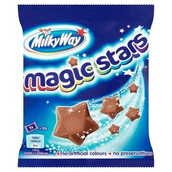Mars Milky Way Magic Stars 33g