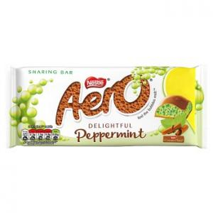 Nestle Aero Peppermint 100g
