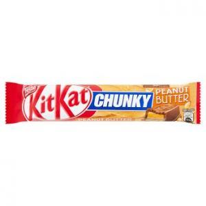 Nestle Kit Kat Chunky Peanut Butter 42g