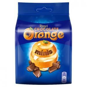 Terrys Chocolate Orange Minis 95g