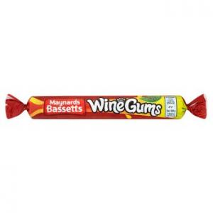 Maynards Bassetts Wine Gums 52g