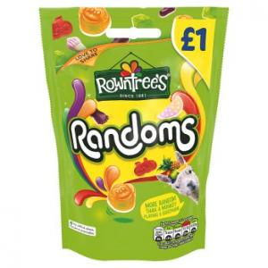 Rowntrees Randoms 120g