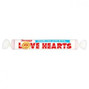 Swizzels Matlow Love Hearts 39g