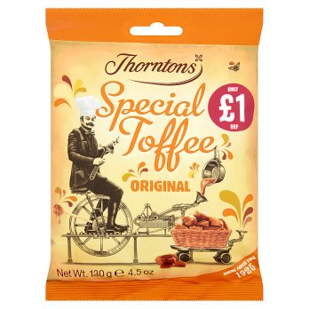 Thorntons Special Toffee Original 130g