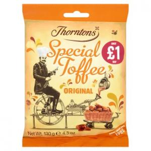 Thorntons Special Toffee Original 120g