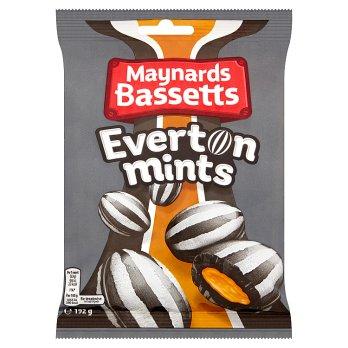 Maynards Bassetts Everton Mints 192g