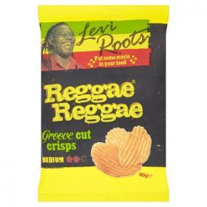 Burts Levi Roots Reggae Reggae Groove Cut 40g