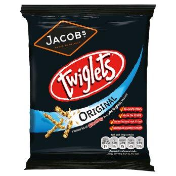 Jacobs Twiglets Original 45g