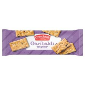 Crawfords Garibaldi Biscuits 100g