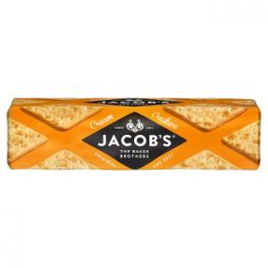 Jacobs Cream Crackers 300g