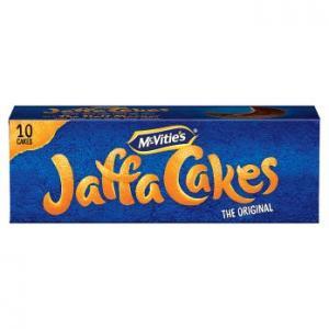 McVities Jaffa Cakes 10pk