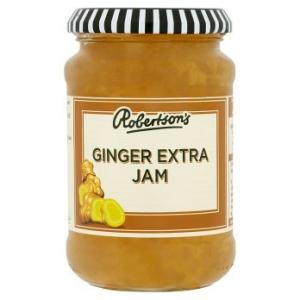 Robertsons Ginger Extra Jam 340g