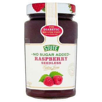 Stute No Sugar Added Raspberry 430g