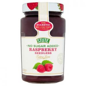 Stute No Sugar Added Raspberry 430g
