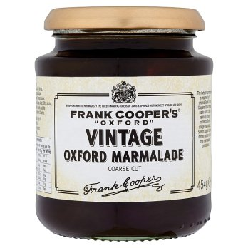 Frank Coopers Oxford Marmalade Vintage 454g