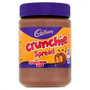 Cadbury Crunchie Spread 400g