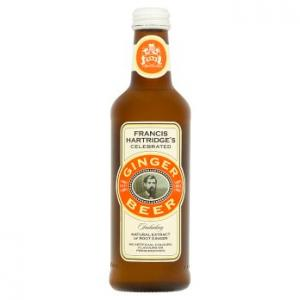 Francis Hartridges Ginger Beer 330ml