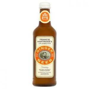 Francis Hartridges Ginger Beer 330ml