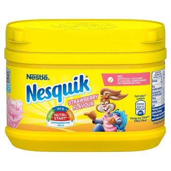 Nestle Nesquik Strawberry 300g