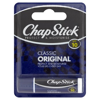 Chap Stick Classic Original Lip Balm 1pk